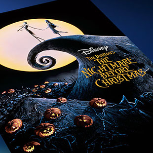 The Nightmare Before Christmas - poster